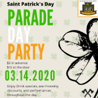 Parade Day Party