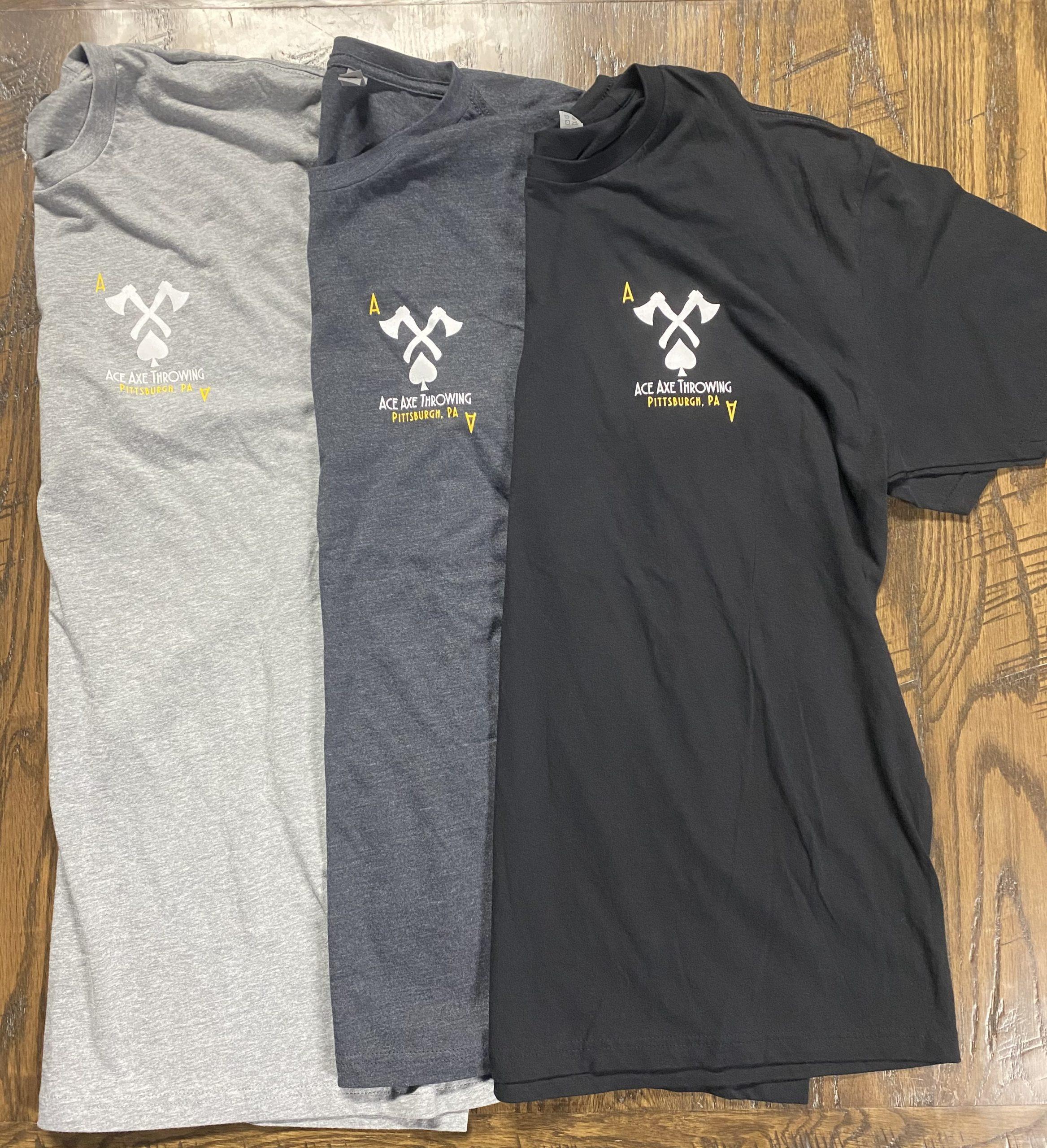 Ace Axe Throwing T-Shirt